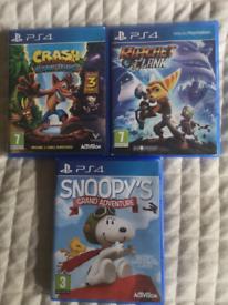 3 PS4 / PS5 Games