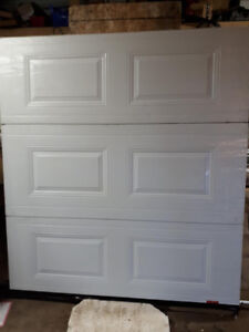 Garage Doors For Sale New and Used various sizes