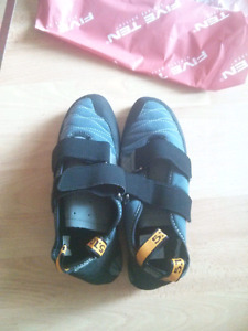 Chaussons d'escalade 5.10 neuf !