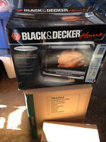 Black and Decker Rotisserie Convection Oven