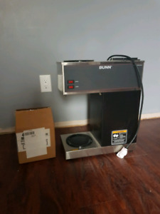 Industrial Bunn Coffee Machine (never used)