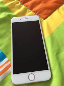 Gold iphone 6 16gb factory unlocked