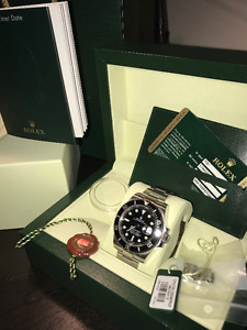 Sale for Rolex Submariner 116610LN