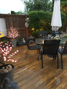 Brand new in box 4ft light up cherry tree in pink