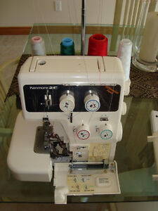 Kenmore 4 Thread (Overlock) Serger for Sale - $260