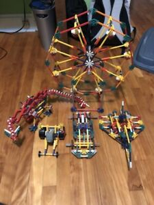 Knex, lego and more