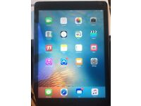 iPad Air 2, space grey 16 gb