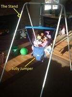 Jolly Jumper included The Stand