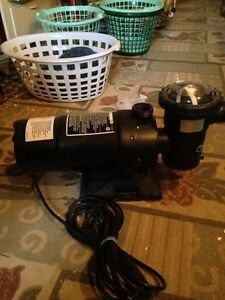 POOL SAND FILTER AND 1hp PUMP Windsor Region Ontario image 6