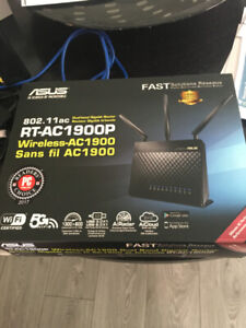 Asus Wireless Dual Band Router