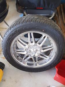 20 inch Rims for Dodge Ram or Ford Ranger