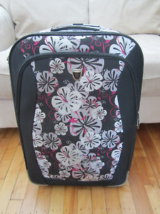 "David Jones Suitcase luggage size 16"" X 25"" X 9"" $35"