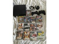 Play station3 160gb slim version with 13 Games