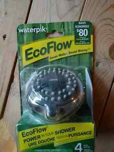Eco flow shower head