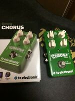 TC Electronic Corona Chorus (Mint with Box)