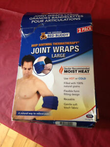 NEW!! Joint Wraps