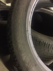 4 Michelin primacy 235/45/18 all season  Kitchener / Waterloo Kitchener Area image 4