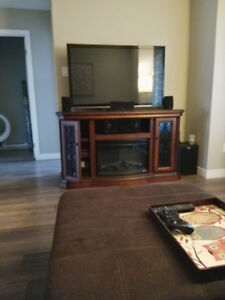Tv Stand/Entertainment Unit/Fireplace