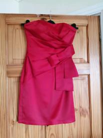 Lipsy Red dress