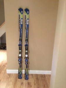 Skis Atomic SX-10 Supercross Skis 170cm