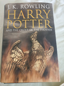 Harry Potter & the Order of the Phoenix, hardcover