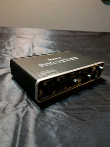 Roland Quad Capture Interface