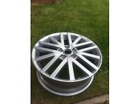 "4 x Genuine Mazda 6 MPS Alloys 18"" Fully refurbished"