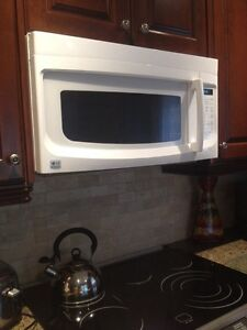 LG Microwave and Rangehood