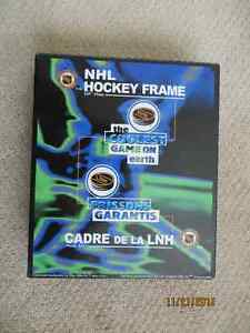 """BUFFALO SABRES NHL HOCKEY PICTURE FRAME FOR 5"""" X 7"""" PHOTO Kitchener / Waterloo Kitchener Area image 2"""