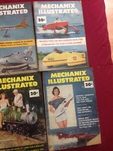$200 OBO ROUGHLY 50 OLD MECHANIC BOOKS Cornwall Ontario image 4