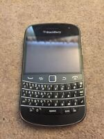 QUICK SALE BLACKBERRY 9900 TOUCH SCREEN FOR ONLY $109.99!