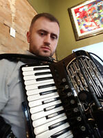 Accordion Player for your Event/Wedding