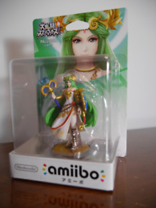 Palutena Amiibo 3DSXL, Nintendo Switch, WiiU