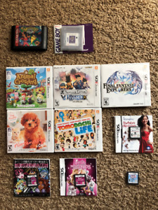 Various Retro & New Video Games For Sale