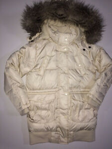 Beautiful GAP Warmest Puffer Coat in EXCELLENT condition size 8
