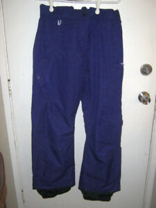 Ladies Salomon Size M/L Climapro Snowpants - MINT - $40