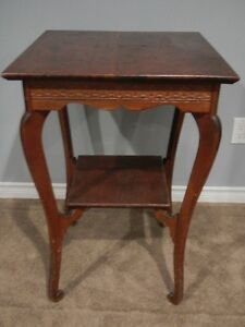 Antique furniture and other misc items