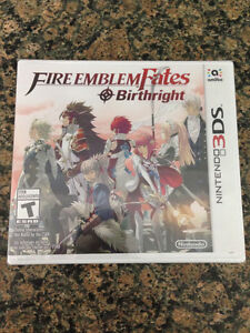 Fire Emblem Fates Birthright Conquest - 3DS 2DS - Brand New