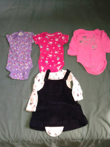 3-6 Month Girls Clothing