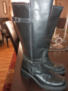 NEW LADIES QUALITY LEATHER BOOTS