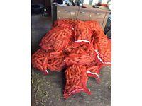 Pony carrots