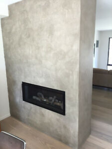 Concrete Countertops, Sinks, Tables, Fireplaces and Fire-pits