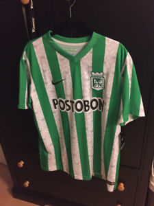 Authentic Atletico Nacional Soccer jersey