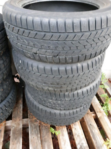 235/55R19 All season tires