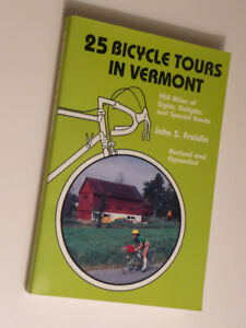 25  BICYCLE  TOURS  IN  VERMONT