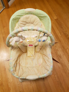 Fisher-Price Soothing Motions Glider - Butter Bunny - $70.00