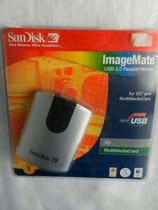 ScanDisk MutiMedia USB 2.0 Reader Writer Peterborough Peterborough Area image 1