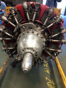Aircraft Radial Engine for sale Ultimate Garage Art