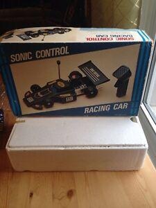1970'S Vintage Sonic Racing car