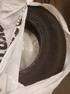 4 Brand New P265/70R17 Bridgestone Dueler H/T 684II Tires